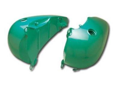 Custom Chrome Fuel Tanks; Softail'84-99, 6 Gallon. Also fits Big Twin'L84-86  4 Speed