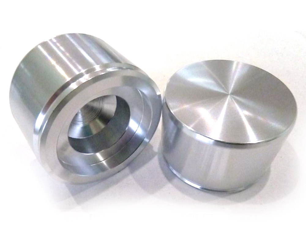 Banana Caliper Piston. Fits Front on Touring 1980-1984 & Rear on Touring 1980 & FX Late 1980-1983 Caliper.