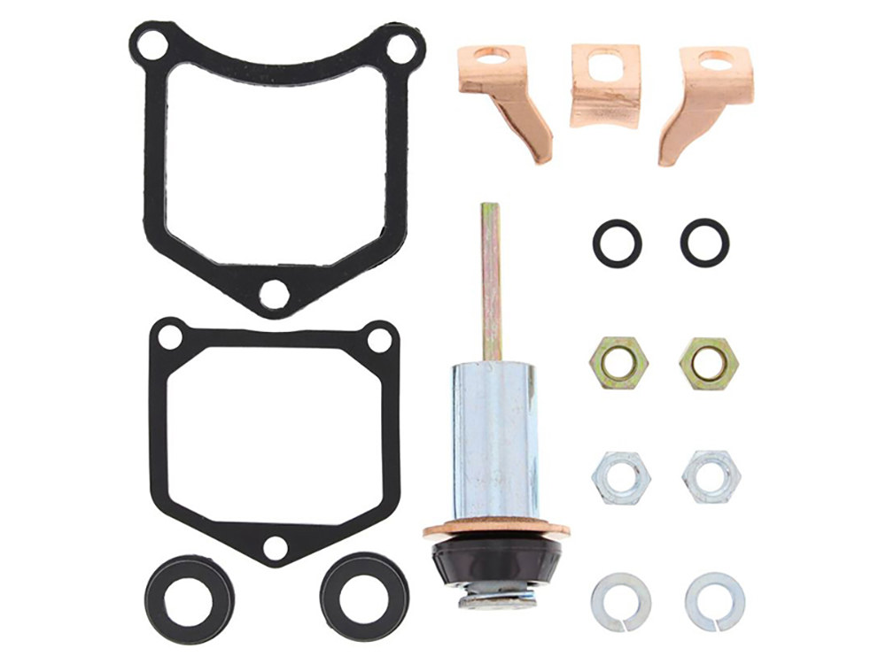 All Balls Racing Rebuild Kit; Solenoid, Big Twin'89-06 5 Speed. Excludes Dyna'06