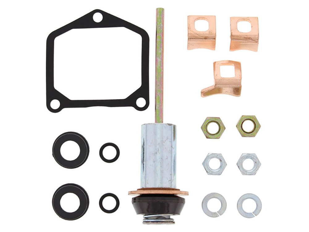 Rebuild Kit; Solenoid, Big Twin'07up 6 Speed & Dyna'06 6 Speed