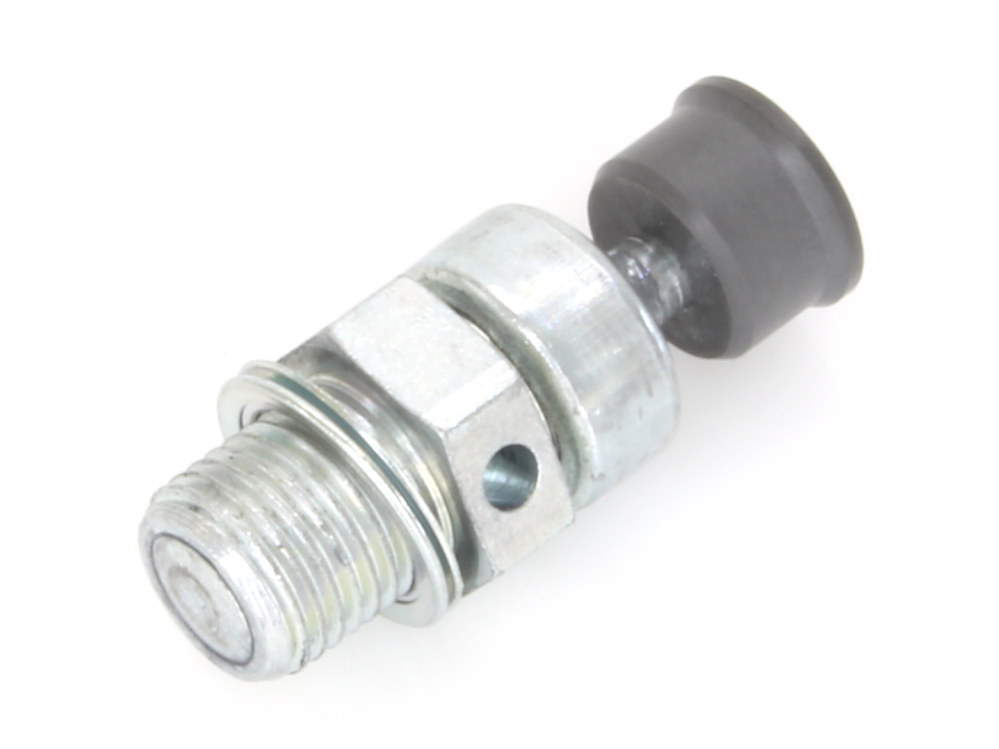 Compression Release Valve; Most commonly used in Evolution applications. Length = 1.080