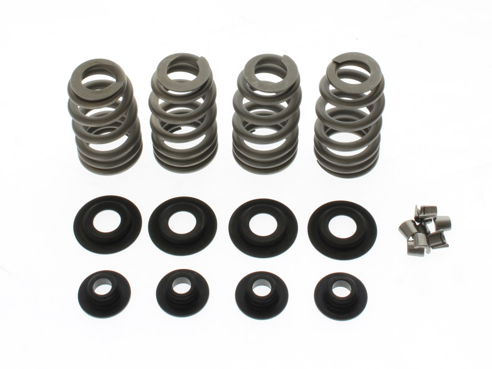 Valve Spring Kit; Twin Cam'05-17, Sportster & Buell'04up. .600