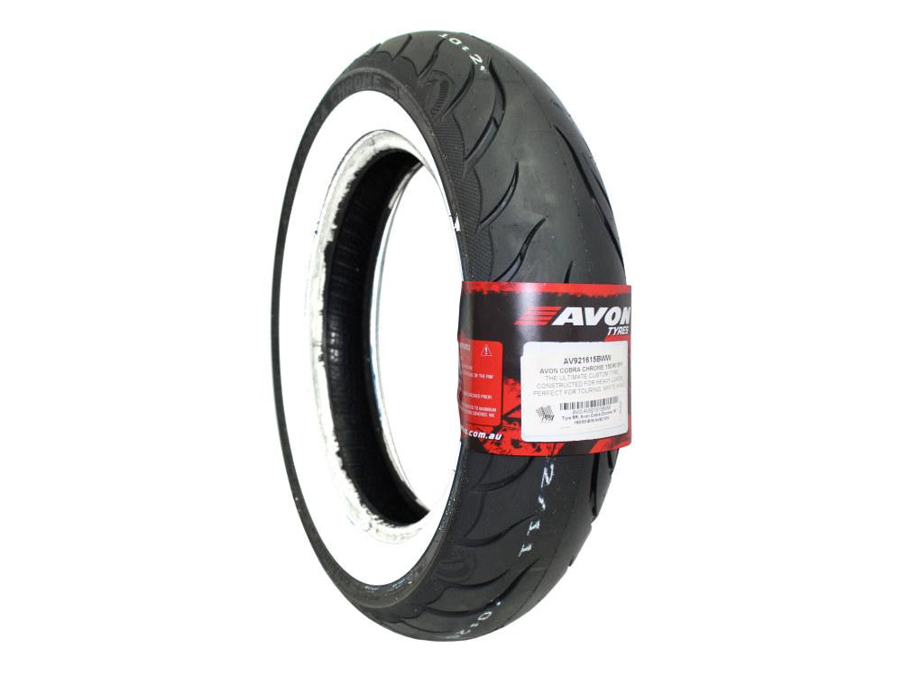Tyre RR; Avon Cobra Chrome 16