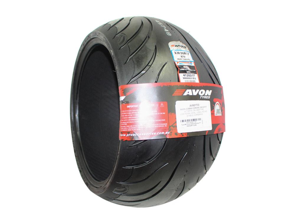 Tyre RR; Avon Cobra Chrome 17