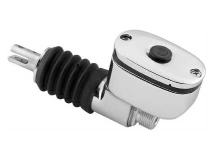 Rear Brake Master Cylinder, All Softail 2000-17 & FLH 2000-07