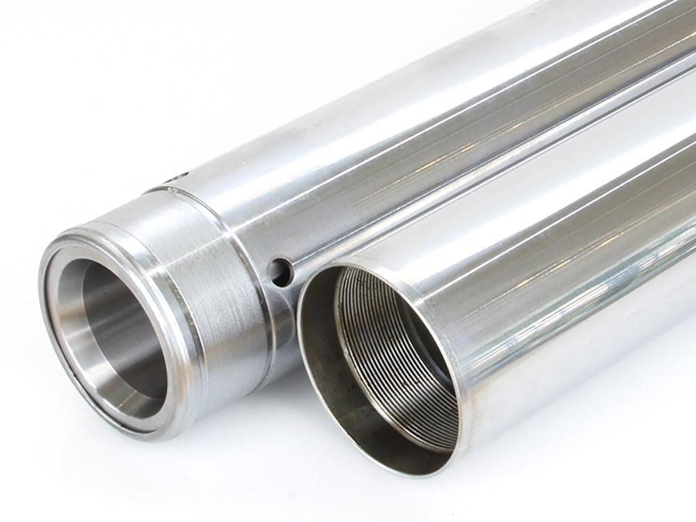 Fork Tubes; Dyna 2006-17 Stock Length, 25-1/2