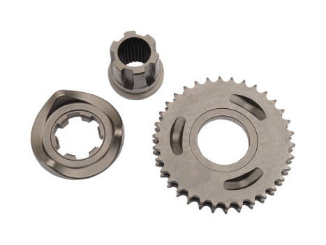 Compensating Sprocket Kit; 6 Speed Big Twin Models 2006-2011