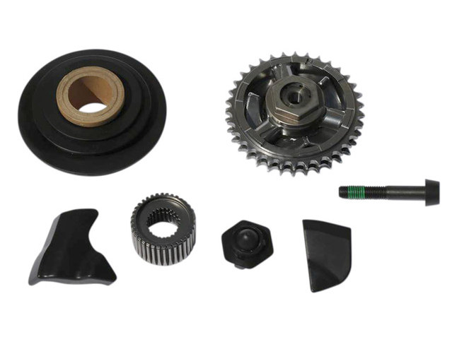 OEM Screamin Eagle(R) Style Compensator Sprocket Kit. Fits Twin Cam 2007-2017.