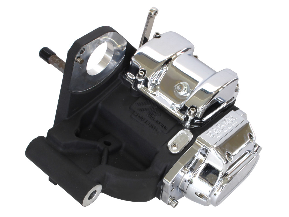 DD5 Direct Drive 5 Speed Transmission Assembly with Black Finish. Fits FXR & FLT'85-89 Models.