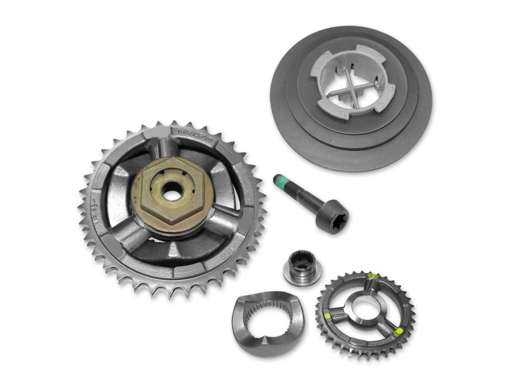 OE Screamin Eagle Style Compensator Sprocket Kit, 2007-2017
