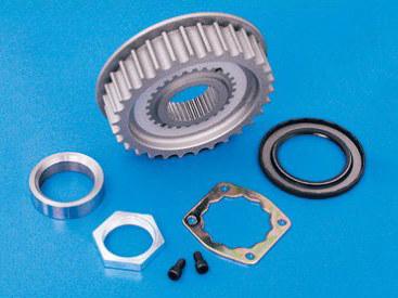 Trans Pulley; XL'91-03 27T OEM 883cc w/128T Belt