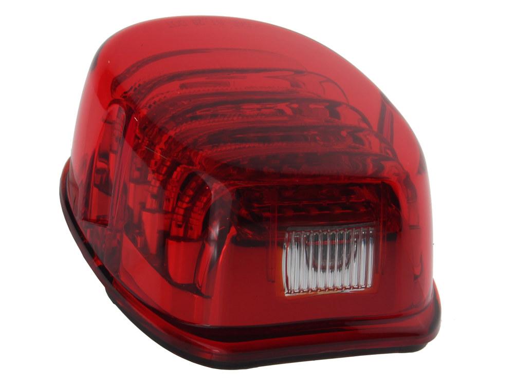 T/Light; ProBeam Low Profile LED Red Lens w/ N/Plate Window