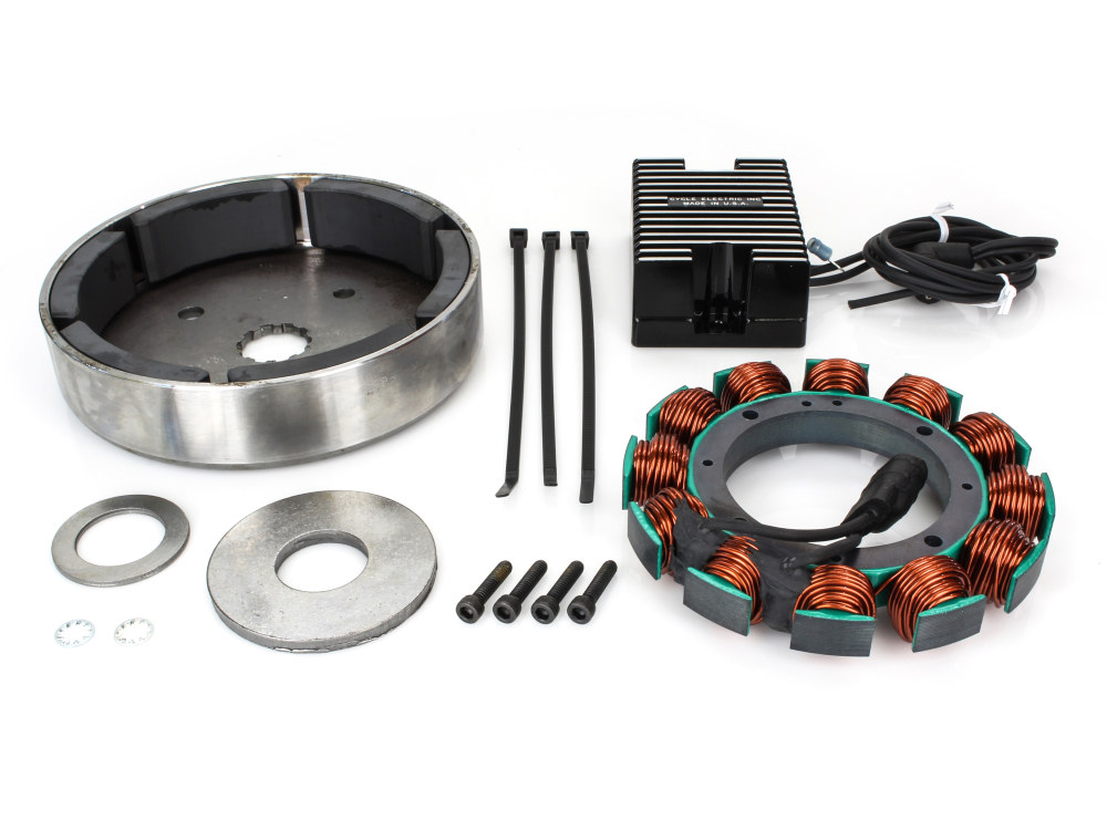 Alternator Kit. Fits Big Twin 1970-1980.
