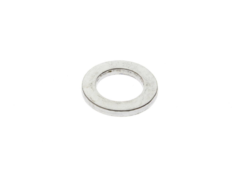 7/16in. Flat Washer – Chrome. Pack 100.