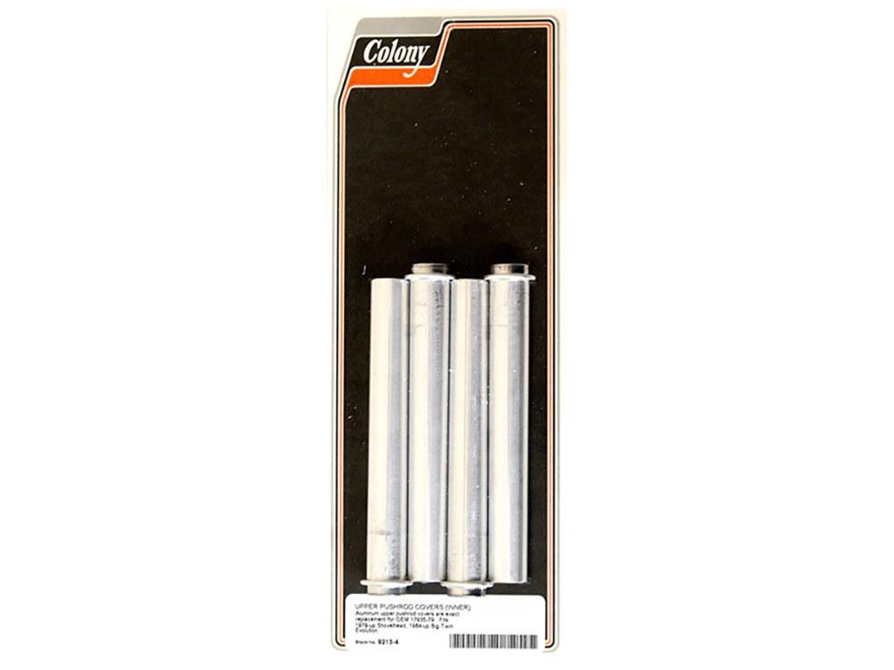 Pushrod Covers; Inner, Fits Big Twin Shovel'79-83, Big Twin'84-99 & Sportster'86-90. (Kit)