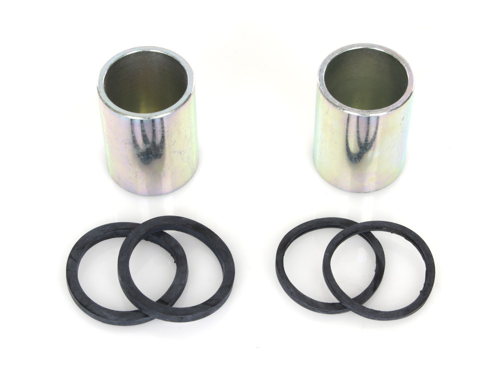 Front Caliper Rebuild Kit with Pistons & Seals. Fits Sportster 2004-2006.