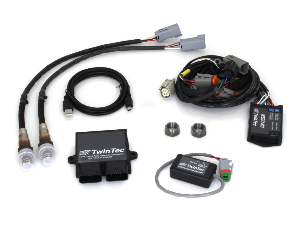 Fuel Injection Module. Fits Turbo FXST 2012up & Dyna 2012up with CanBus.