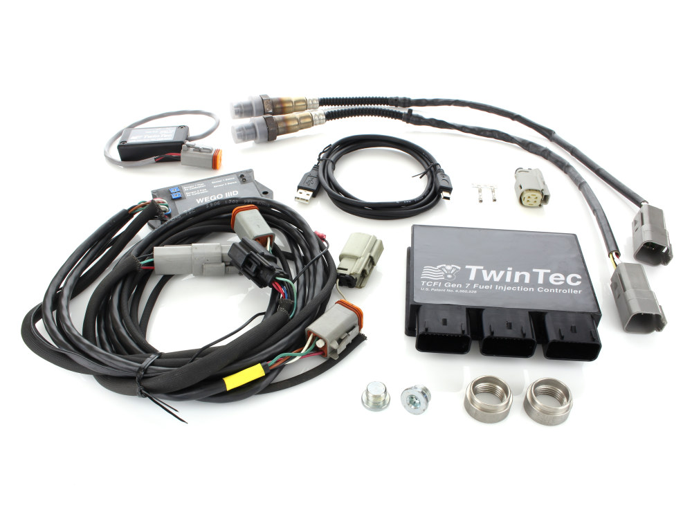 Fuel Injection Module. Fits Touring 2014up with Air Cooled Engines, CanBus & Throttle -By-Wire.