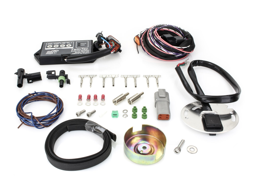 Ignition Module Kit. Fits Big Twin 1970-1999 & Sportster 1971-2003