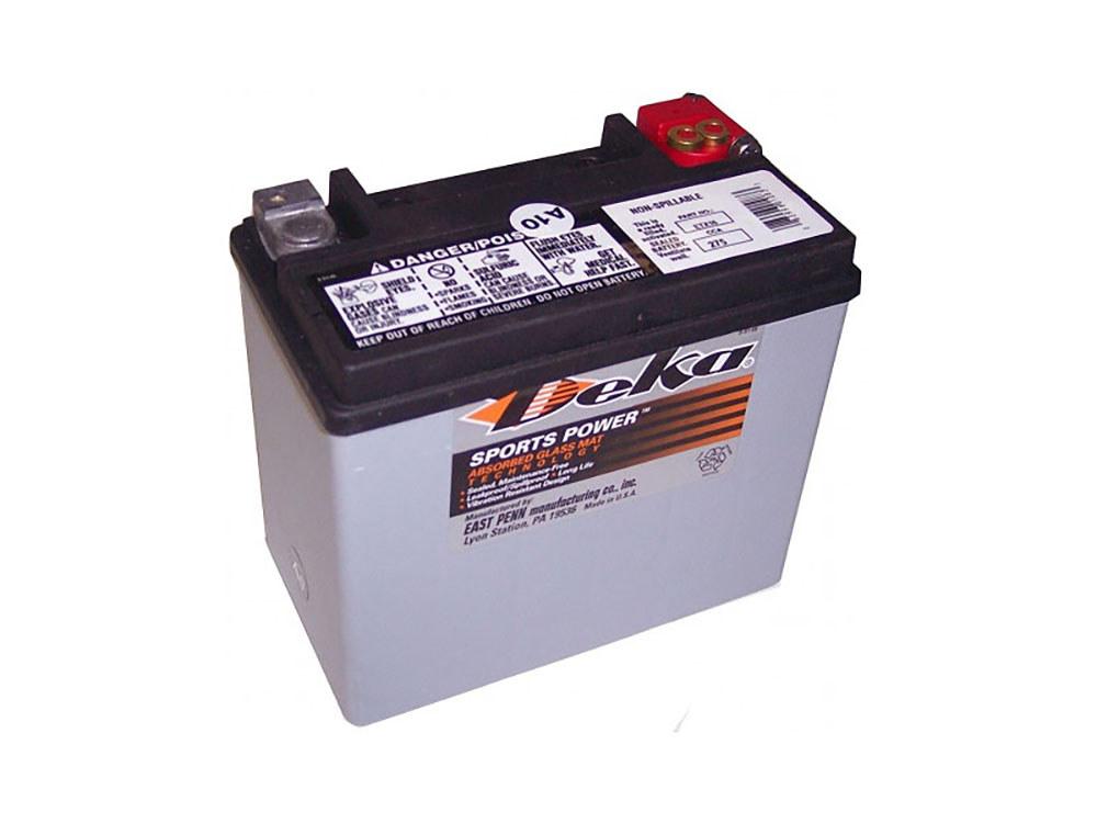 Premium AGM Battery, S/Tail'84-90, all FXR, XL'79-96 & FXE'73-86