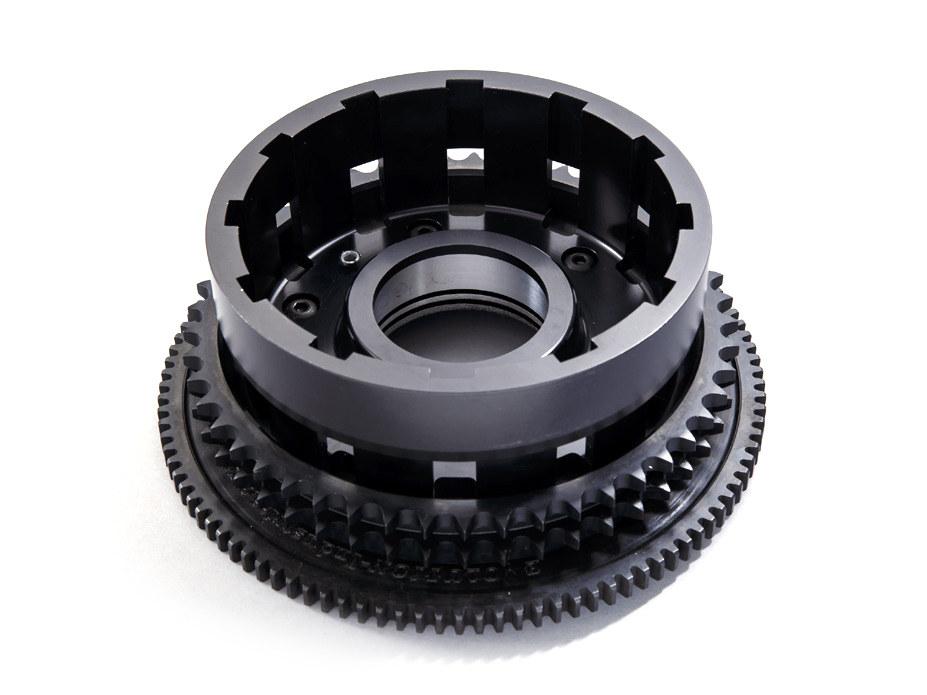 Clutch Basket; BT'11up Reinforced BLACK OPS