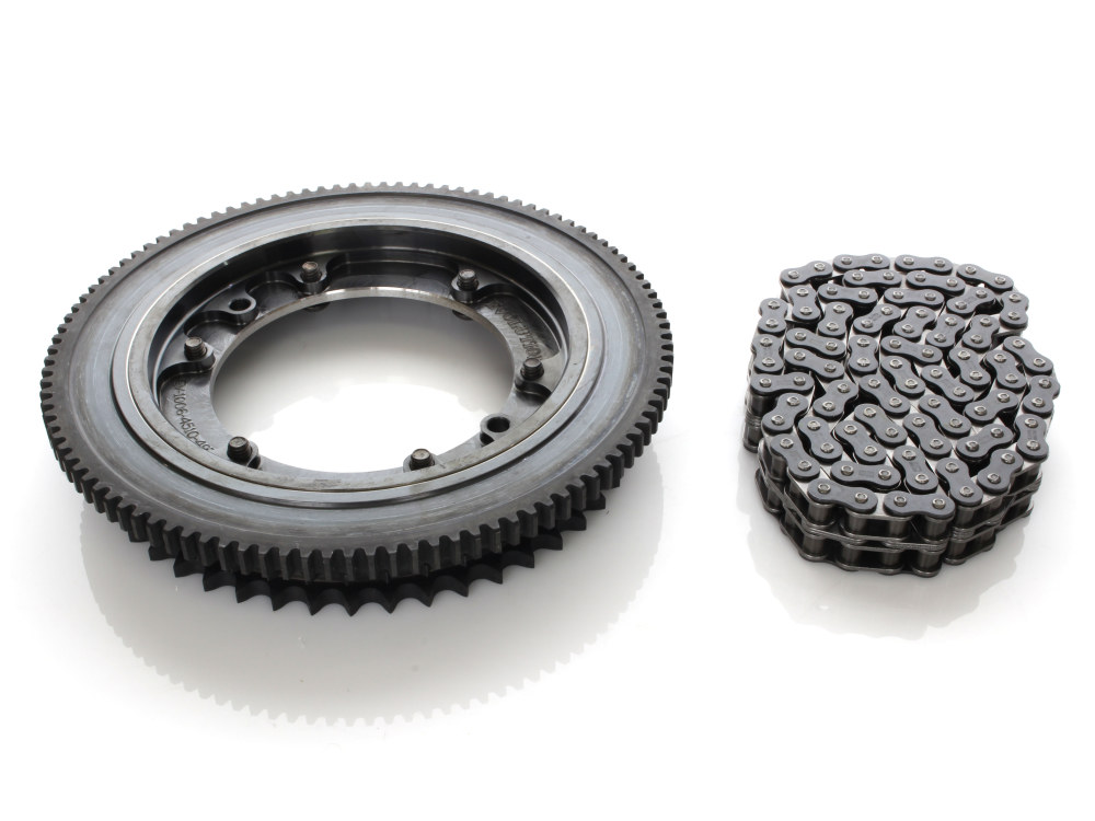 Starter Ring Gear Kit; S/Tail'18up w/Clutch Sprocket