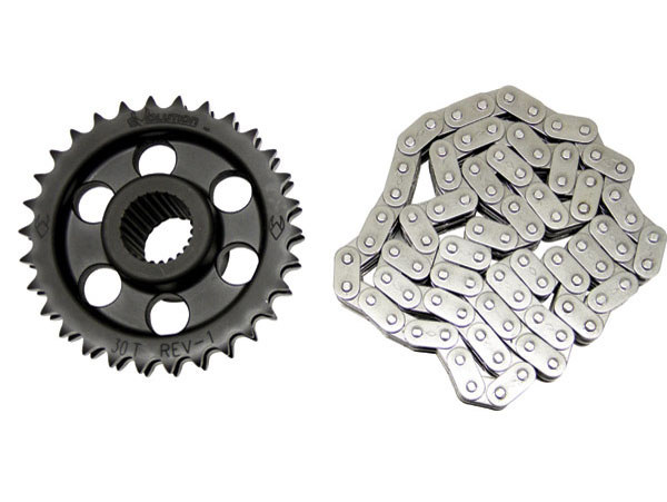 Comp Sprocket Conv Kit; Breakout'13-17 & Rocker'08-11