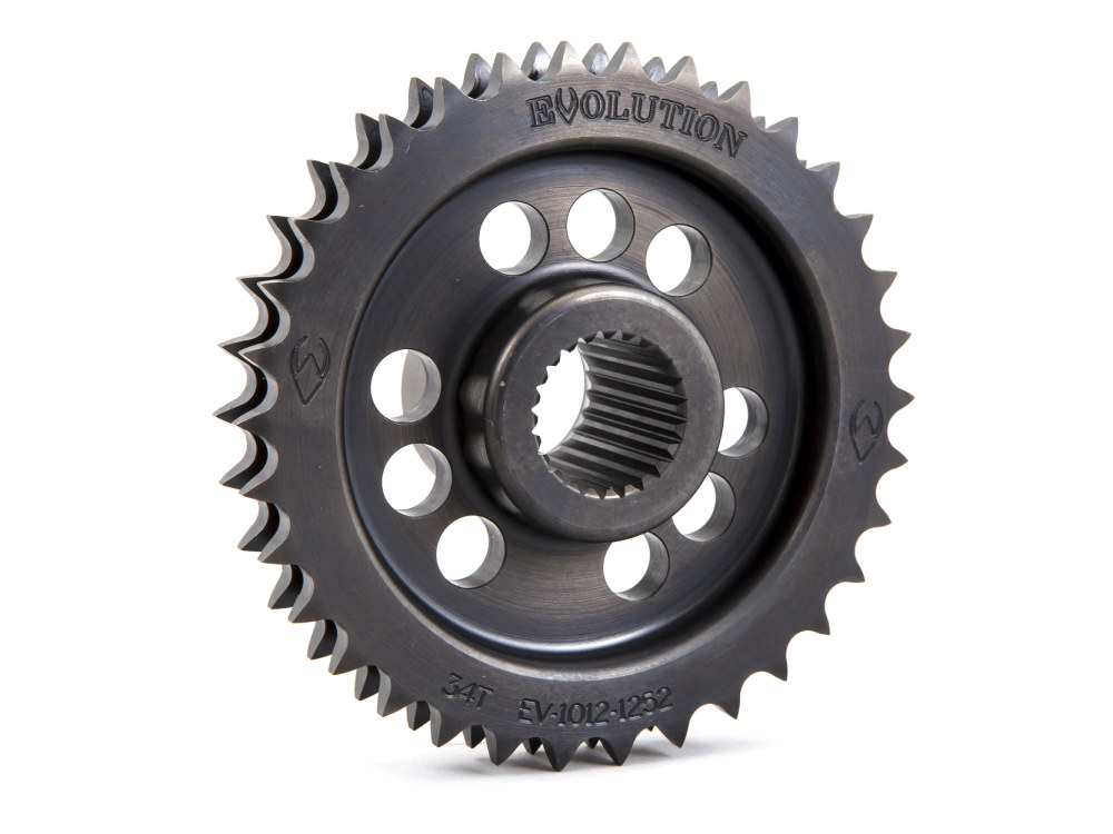 Comp Sprocket Conv; Big Twin'07-10 34T Inc Dyna'06