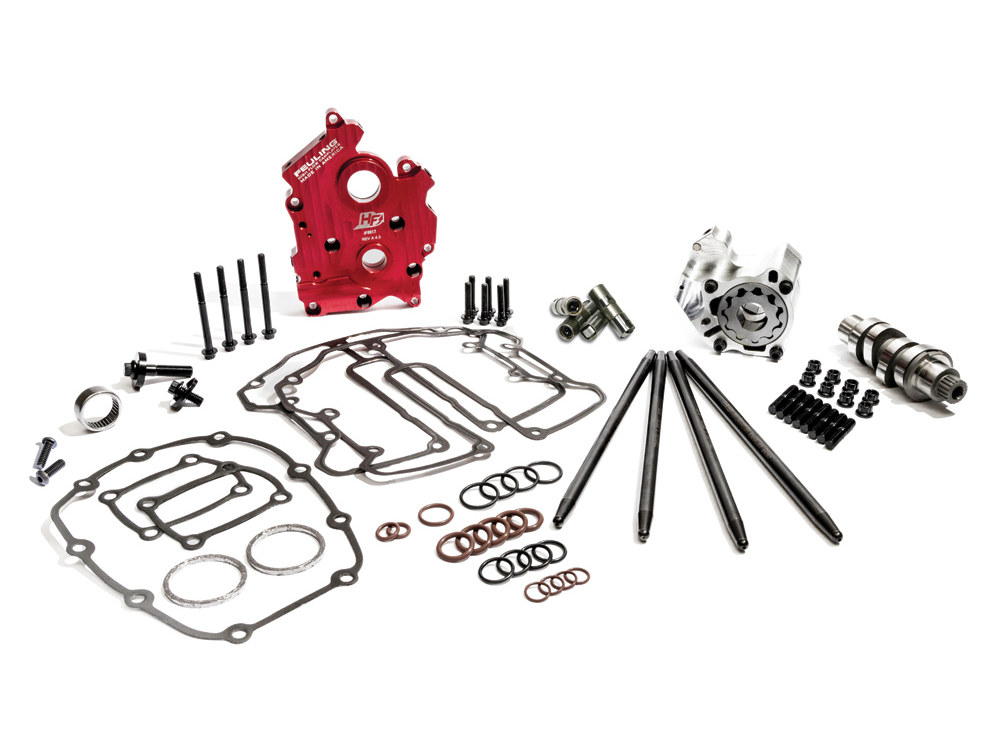HP+ Cam Chest Kit with 465 Reaper Cam. Fits Touring 2017up & Softail 2018up with Oil Cooled Engines.