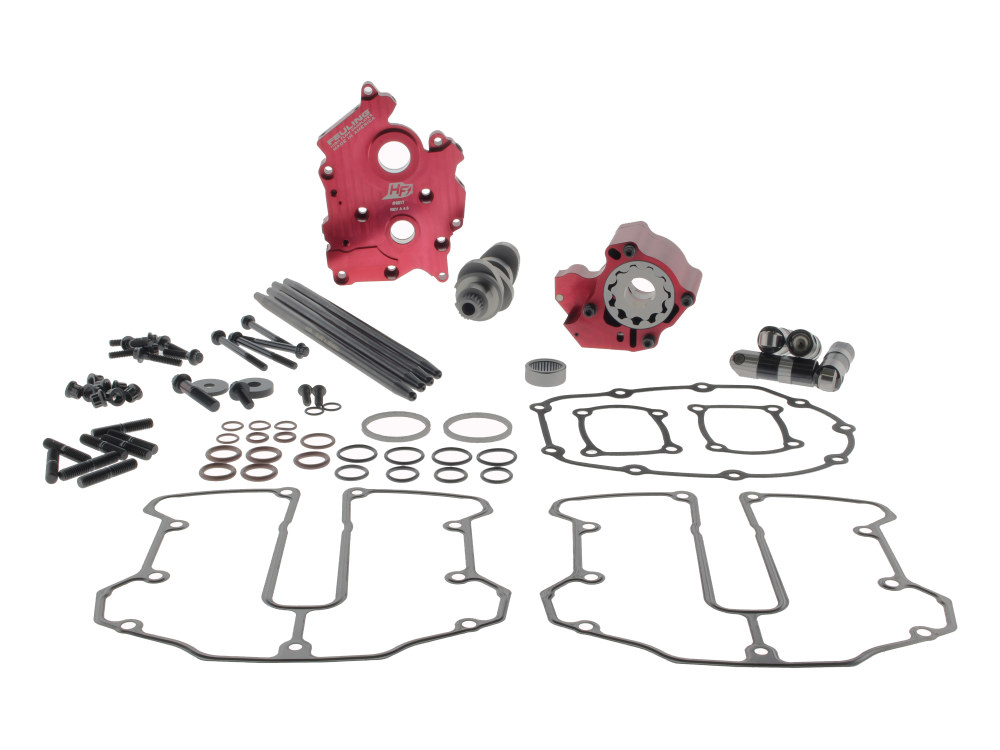 Race Series Cam Chest Kit with 592 Reaper Cam. Fits Touring 2017up & Softail 2018up with Oil Cooled Engines.