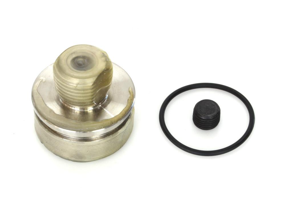 Fork Tube Plug; Dyna'06up 49mm (ea)