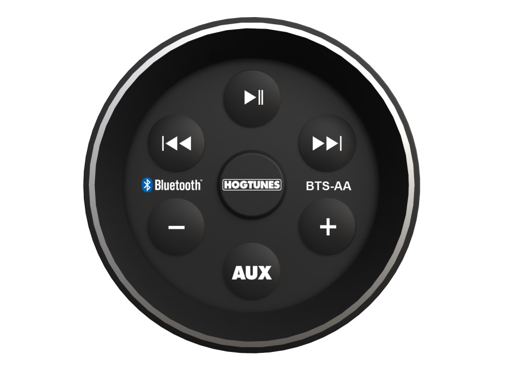 Wireless Bluetooth Receiver. Fits Touring 1999-2013.
