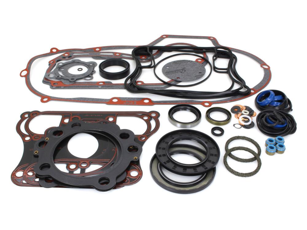 Engine Gasket Kit with Multi-Layer Steel (MLS) Head Gaskets. Fits Sportster 1991-2003.