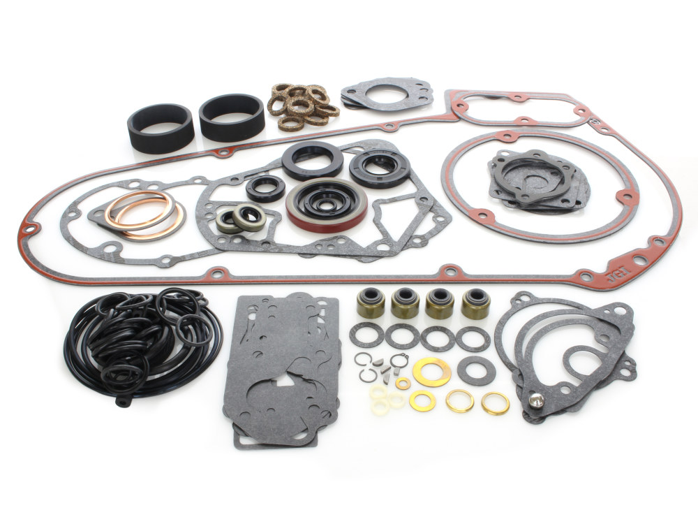 Engine Gasket Kit  Fits Big Twin 1966-1984 with Shovelhead Engine