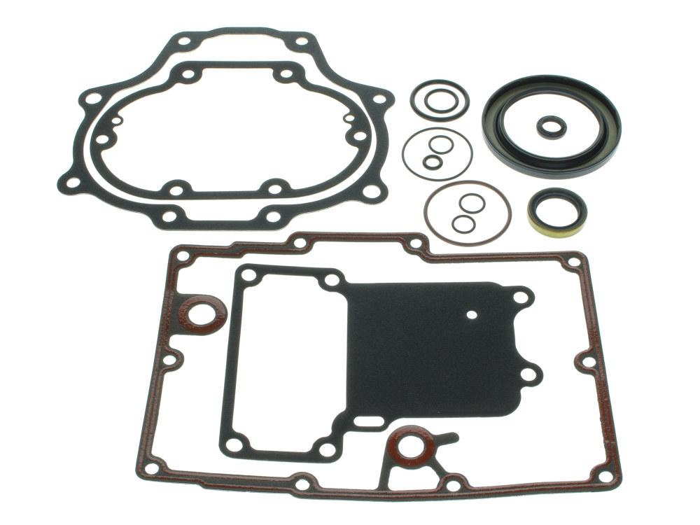 Gasket Kit; Trans Dyna'06up &Softail'07up (Kit)