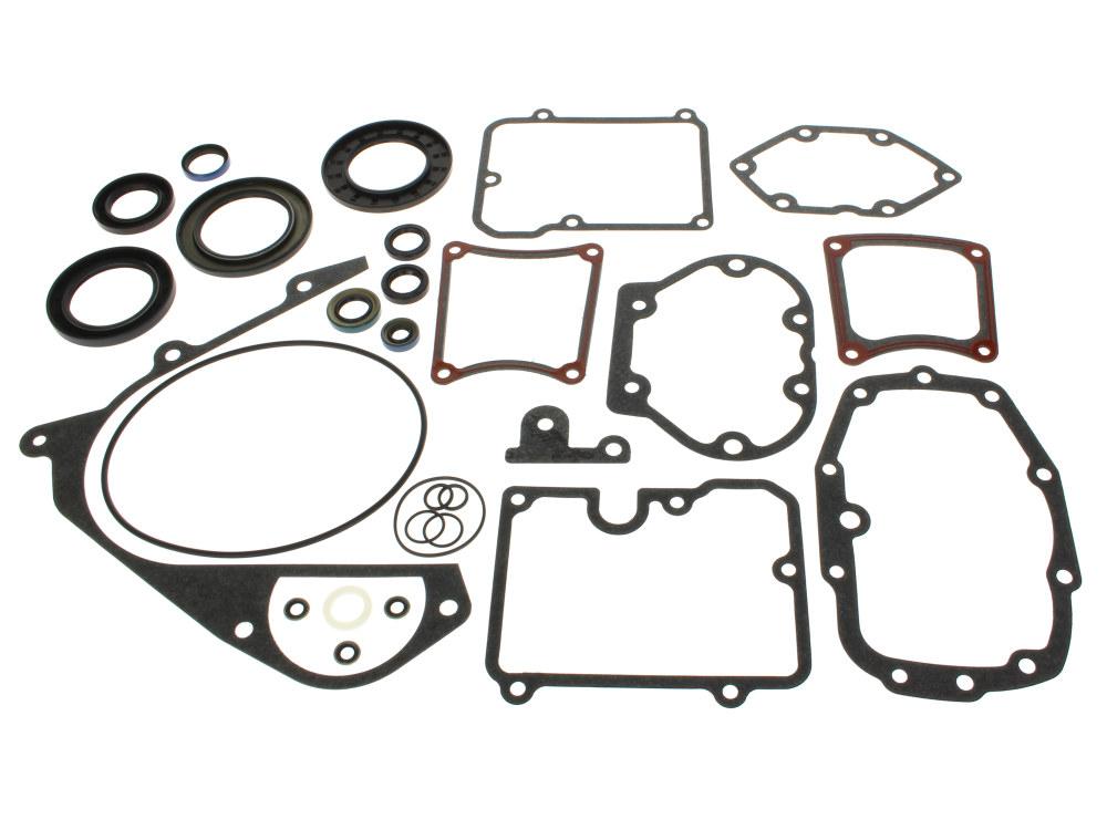 Gasket Kit; Trans Big Twin'80-99 5spd(w/Out Oil Pan) (Kit)