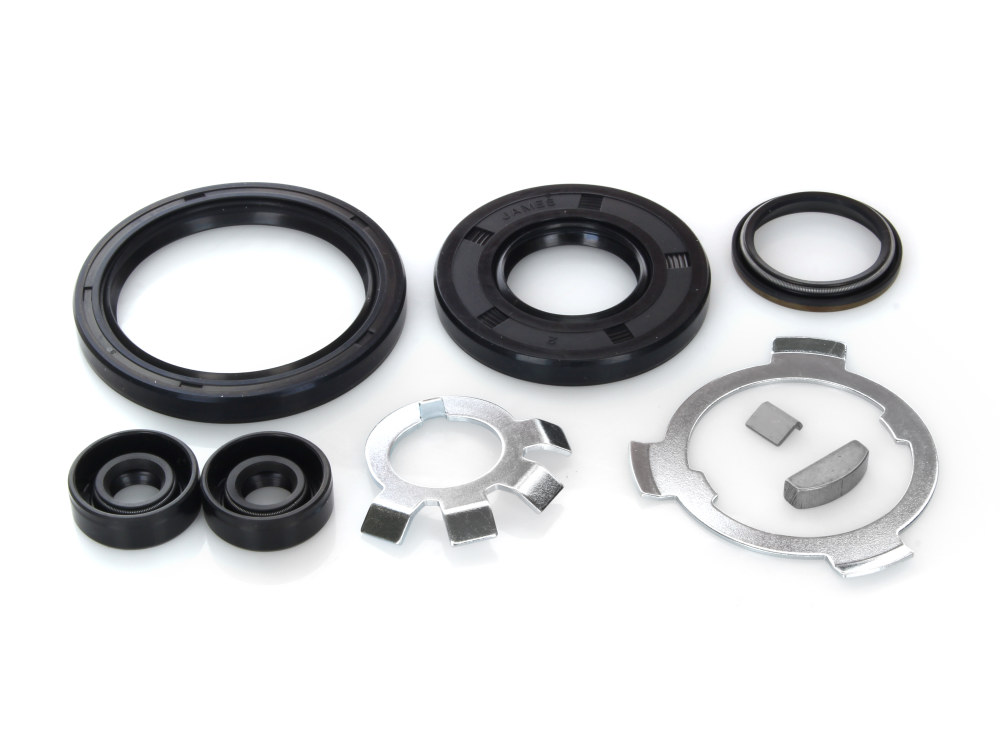 Seal Kit; Trans M/Shaft Big Twin'80-81(Kit)