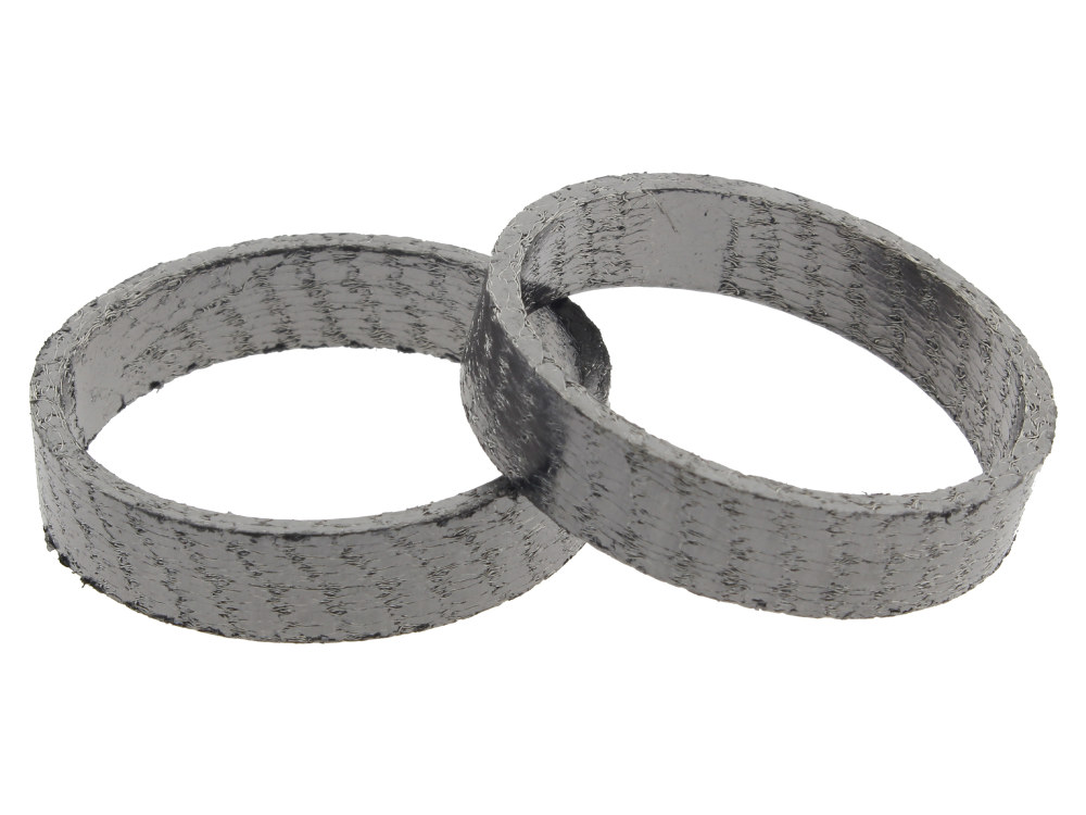 Gasket; Exh X-Over Big Twin,Sportster'82up*PAIR*(eSportster Dyna) (Pair)