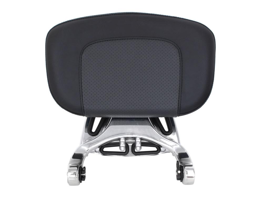 Driver & Passenger Backrest with Chrome Finish.