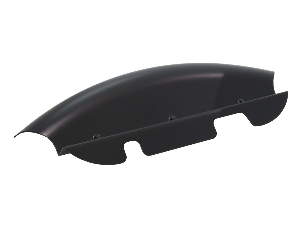 Lower Triple Tree Wind Deflector – Black. Fits Touring 2014up.