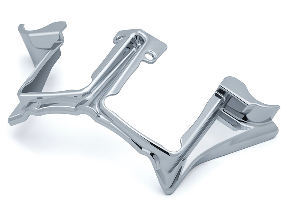 Precision Tappet Block Accent – Chrome. Fits Touring 2017up & Softail 2018up.