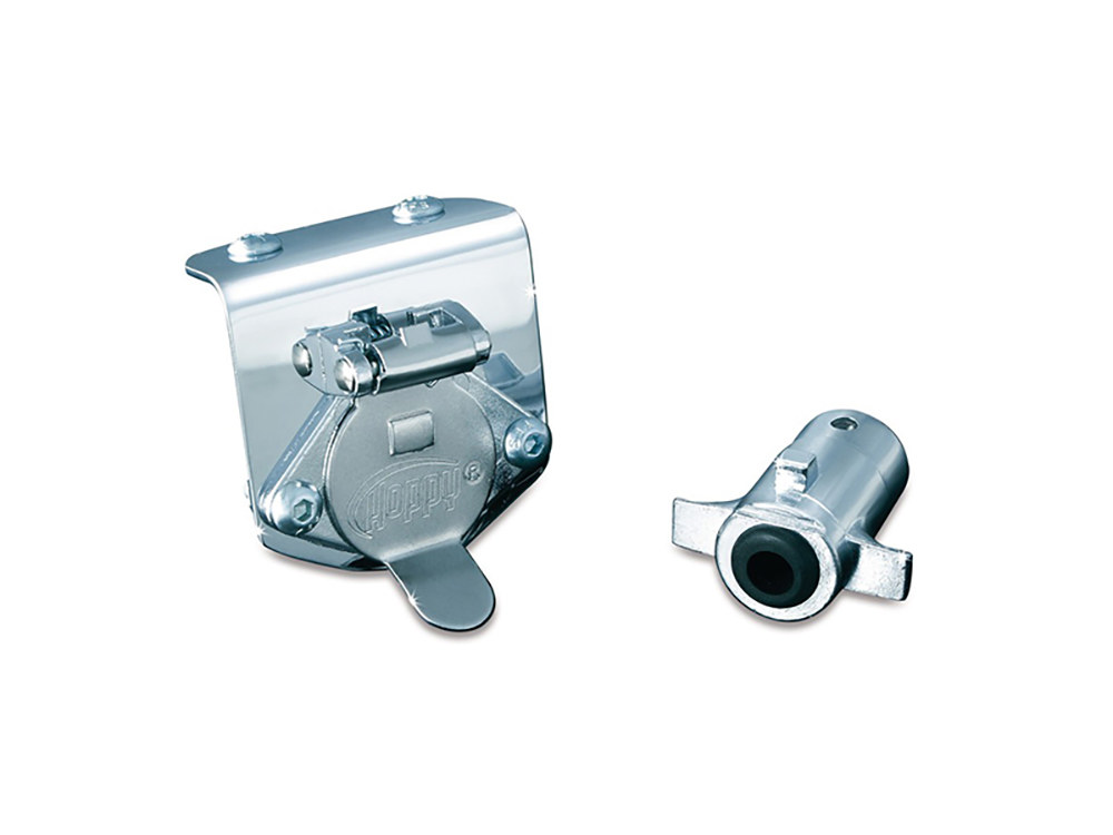 Receptacle Kit; Trailer Hitch