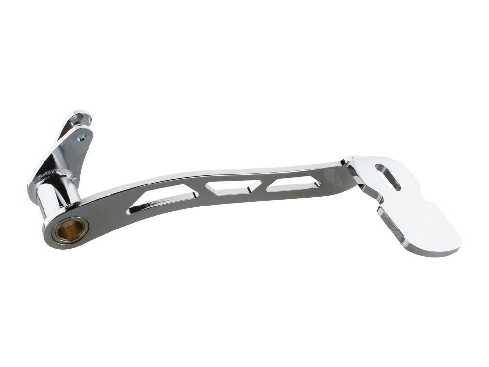 Girder Extended Brake Pedal for FLH Touring Models '14up Chrome