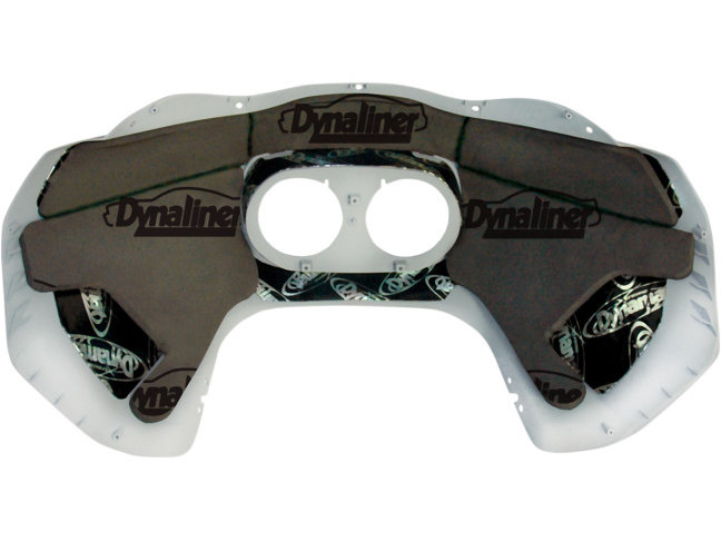 Dynamat Sound Control Fairing Kit. Fits Touring Models 2015up with Shark Nose Fairing.