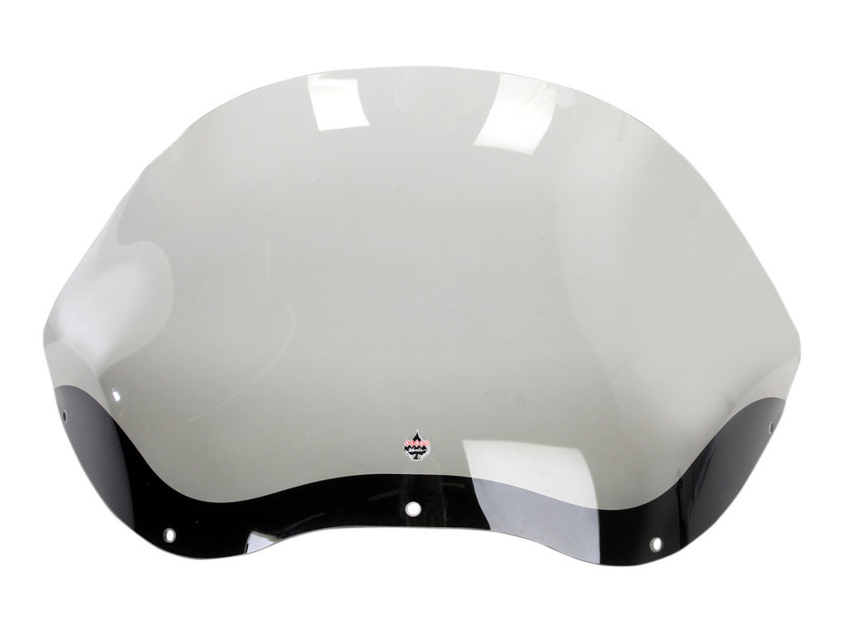14in. Flare Windshield – Tinted. Fits Road Glide 1998-2013.