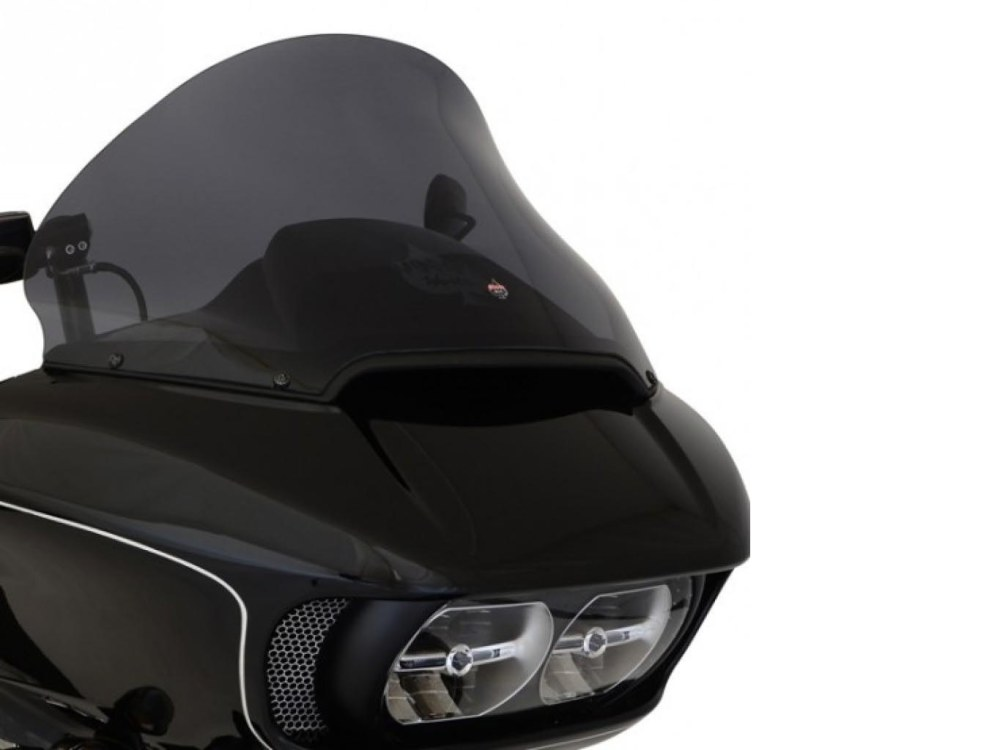 15in. Pro-Touring Flare Windshield – Dark Smoke. Fits Road Glide 2015up.