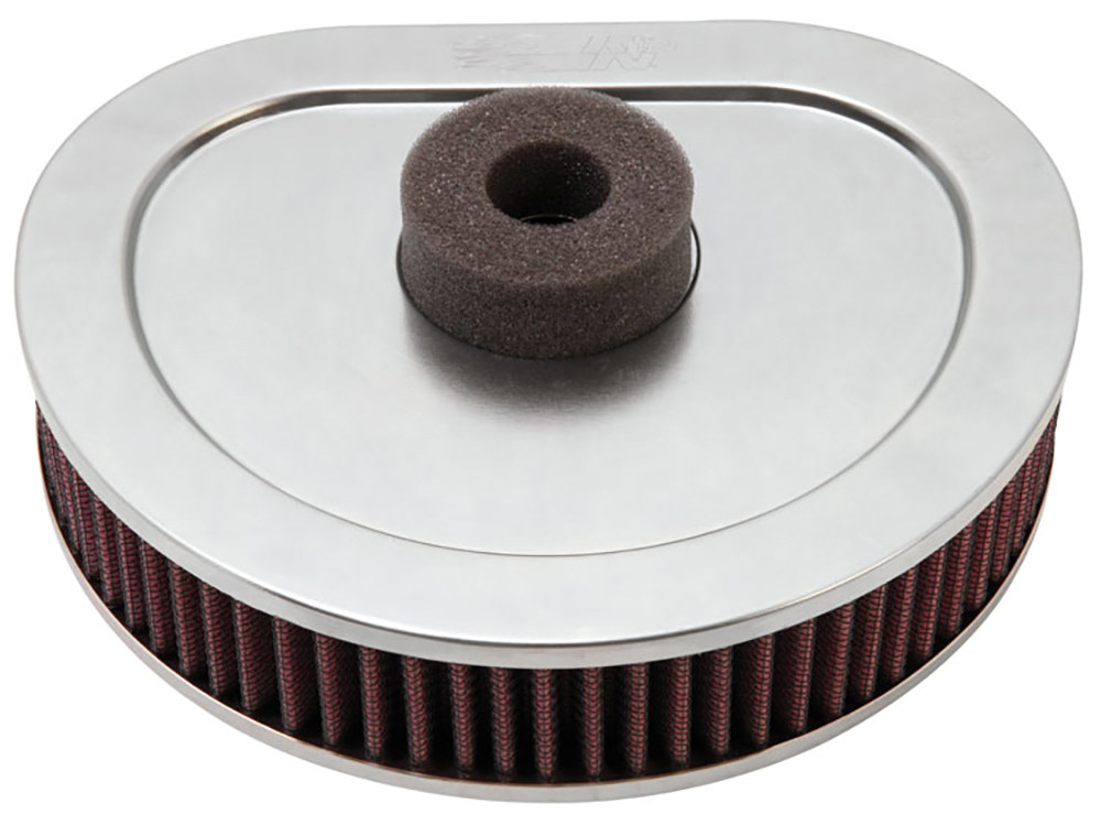 Air Filter Element; Big Twin'90-94. High Flow Element & OEM Replacement (HDI Australian Models).