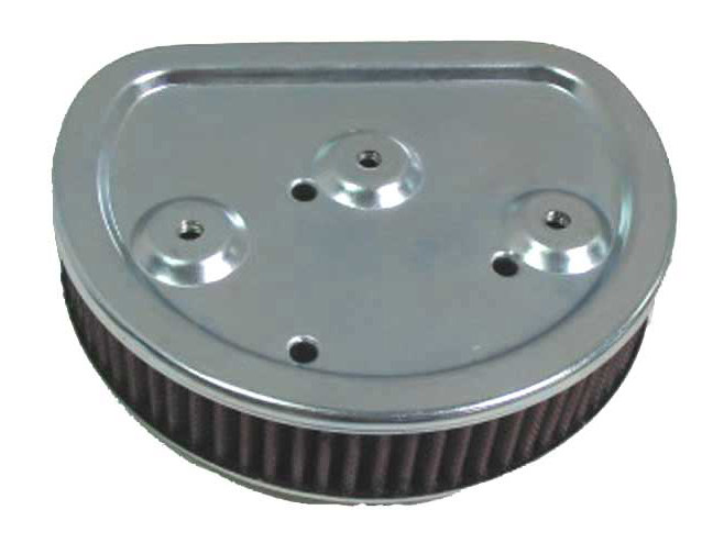 Air Filter Element; Sportster'95-03 & Big Twin'95-99. High Flow Element & OEM Replacement (HDI Australian Models).