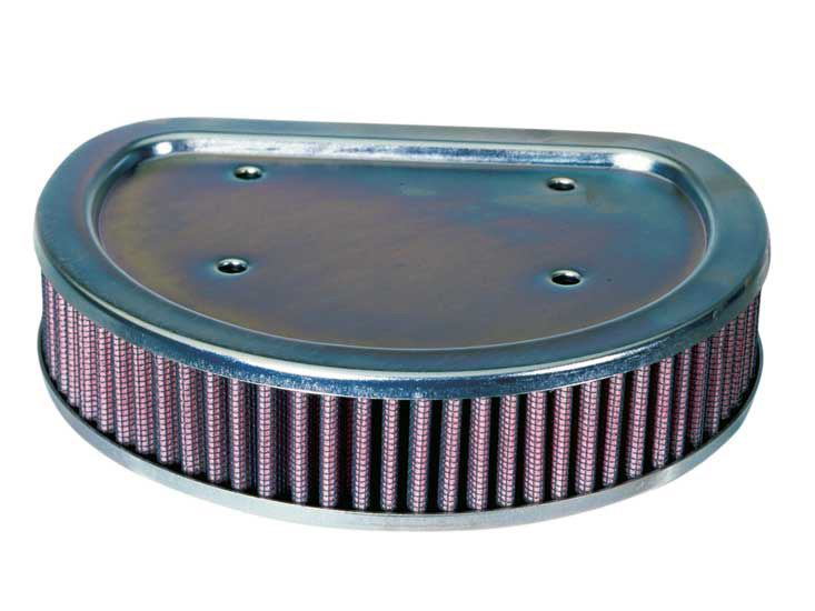 Air Filter Element; Tourer'99-01 with Magneti Marelli EFI. High Flow Element & OEM Replacement.