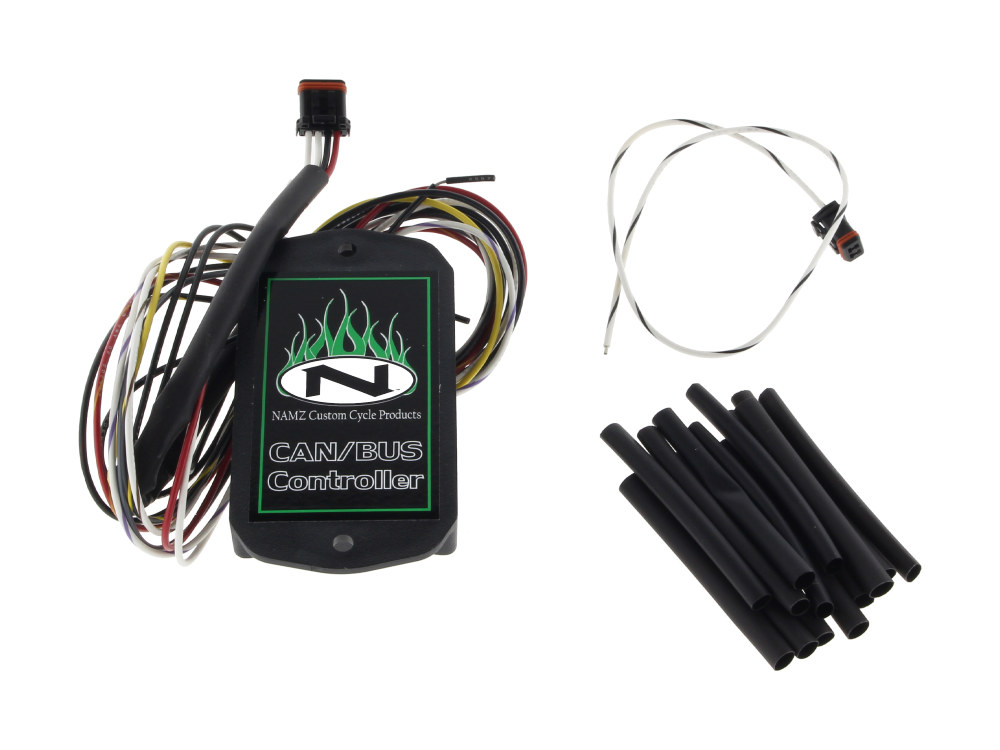 CanBus Controller. Fits Softail 2011-2013 & Dyna 2012-2013 with Custom Hand Controls.